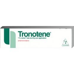 Teofarma Tronotene Crema Dermatologica 30 g 1%