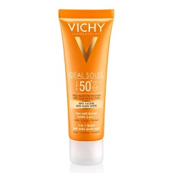 Vichy Ideal Soleil Viso Anti-macchie SPF50+ 50ml