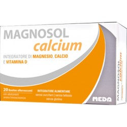 Magnosol Calcium Polvere Effervescente 20 Bustine