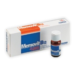 Magis Farmaceutici Memovit B12 Soluzione Orale 6 Flaconcini 10 g