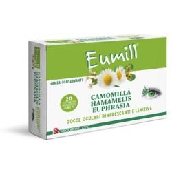Recordati Eumill Gocce Oculari Rinfrescanti 20 flaconcini