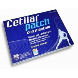 Pharmanutra Cetilar Patch con mentolo per contusioni e articolazioni 5 pezzi