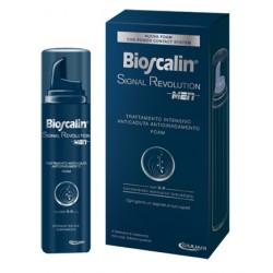 Bioscalin Signal Revolution Men Trattamento Intensivo Anticaduta Antidiradamento Foam 75 Ml