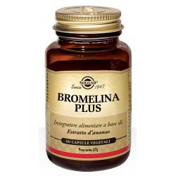 Solgar Bromelina Plus Integratore contro la cellulite 60 capsule
