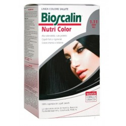 Bioscalin Nutri Color 1,11 Nero Blu Sincrob 124 Ml