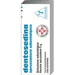 Teofarma Dentosedina Analgesico Dentario Gocce 5 g 9,5% + 1,15%