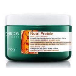 Dercos Nutrients Maschera Nutri Protein 250 Ml