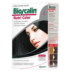 Giuliani Bioscalin Nutri Color 1 Nero Sincrob 124 ml