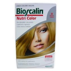 Giuliani Bioscalin Nutri Color 8 Biondo Chiaro Sincrob 124 ml