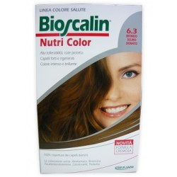 Giuliani Bioscalin Nutri Color 6.3 Biondo Scuro Dorato Sincrob 124 ml