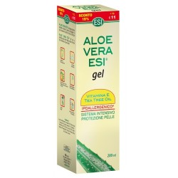 Esi Aloe Vera Gel Tea Tree e Vitamina E 200 ml