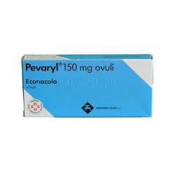 PEVARYL*6 ovuli vag 150 mg