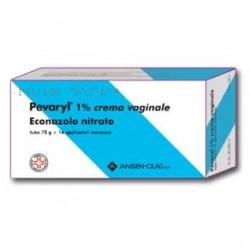 PEVARYL*crema vag 78 g 1% + 16 applic