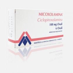 MICOXOLAMINA*6 ovuli vag 100 mg