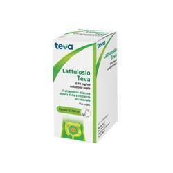 LATTULOSIO (TEVA)*os soluz 200 ml 670 mg/ml