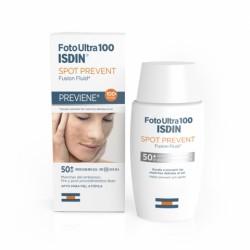 Isdin FotoUltra spot prevent fusion fluid trattamento antimacchie SPF 100+ 50 ml