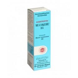 Imo Mucokehl D5 Sanum collirio 5 ml