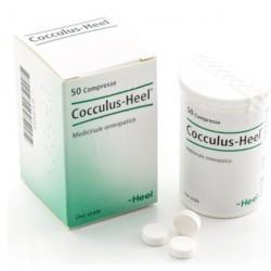 Cocculus-Heel Medicinale Omeopatico 50 compresse