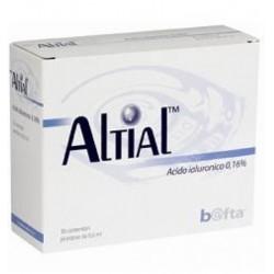 Altial Plus Soluzione Oftalmica Lubrificante oculare 10 ml