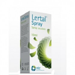 Lertal Spray Oculare 10 Ml