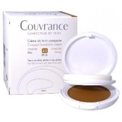 Avène Eau Thermale Avene Couvrance Crema Compatta Colorata Nf Comfort Miele 9,5 G