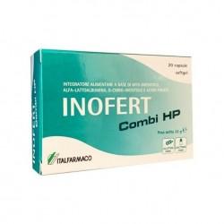 Inofert Combi HP Integratore per ovaio policistico 20 capsule