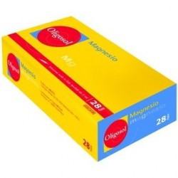 Labcatal Oligosol Magnesio 28 Fiale 2 Ml
