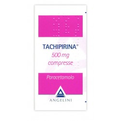 Angelini Tachipirina 20 Compresse 500 mg