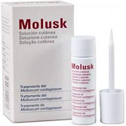 Pierre Fabre Italia Molusk 10% Soluzione Cutanea per il mollusco contagioso 3 g