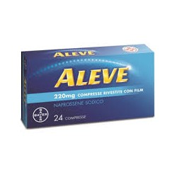 Bayer Aleve 12 Compresse Rivestite 220 mg