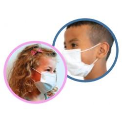 THD Mascherina Chirurgica Bambini FACE MASK 10pz