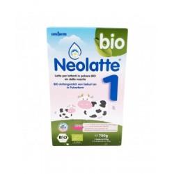 Neolatte Dha 1 Bio 2 buste da 350g