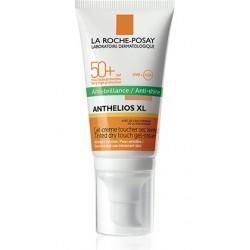 La Roche Posay Anthelios XL Gel-Crema Colorata SPF 50+Tocco Secco + Uv Patch Omaggio