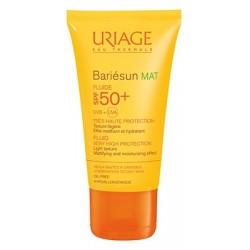 Uriage Bariesun Mat Fluido Viso Pelli Grasse SPF 50+ 50 ml