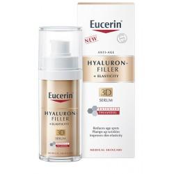 Eucerin Hyaluronfiller + Elasticity 3D Siero Antirughe 30 ml