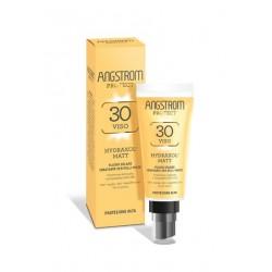 Angstrom Protect Hydraxol Matt Fluido Solare Viso Pelli miste SPF30 40 ml