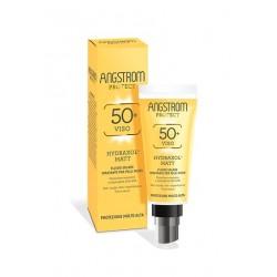 Perrigo Italia Angstrom Protect Hydraxol Matt fluido solare viso per pelli miste SPF 50+ 40 ml