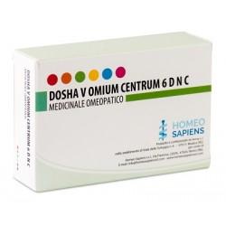Homeo Sapiens Dosha V Omium Centrum 6 DNC Medicinale omeopatico 30 capsule