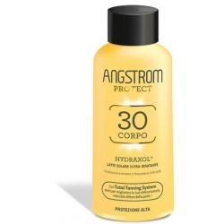 Angstrom Protect Hydraxol Latte Solare Protezione SPF 30 200 ml