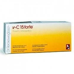 Reckeweg Vc15 Forte Medicinale omeopatico 12 fiale soluzione orale