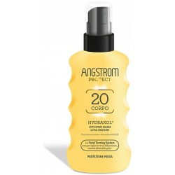 Angstrom Protect Hydraxol Latte Spray Solare SPF 20 175 ml