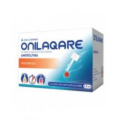 Onilaqcare smalto medicato per unghie 1 flacone 2,5 ml