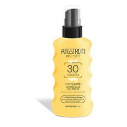 Angstrom Protect Hydraxol Latte Spray Solare SPF 30 175 ml