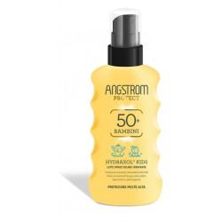 Angstrom Protect Hydraxol Kids Latte Spray Solare Ultra Protezione SPF 50+ 175 ml