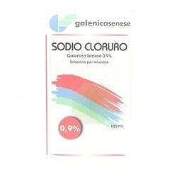 Galenica Senese Sodio Cloruro 0,9% 100 ml