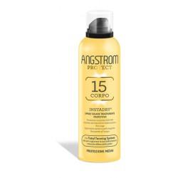 Perrigo Italia Angstrom Protect Instadry Spray Trasparente Solare SPF 15 150 ml