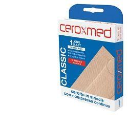 Cerotto Long Elastico Ceroxmed Misura 50x8 Cm 1 Pezzo