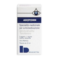 Bruschettini Ascotodin Collirio Anti-irritante 10 ml