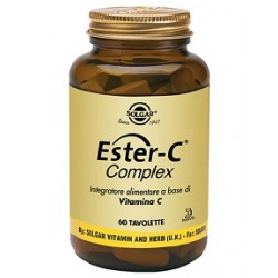 Ester C Complex 60 Tavolette