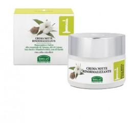 Helan Cosmesi Linea 1 Crema notte normalizzante 50 ml